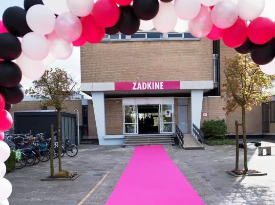 Opening Vakschool Schoonhoven