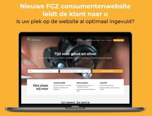 Nieuwe website FGZ voor consument én ondernemer