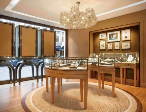 Chopard Boutique in Amsterdam heropend na metamorfose