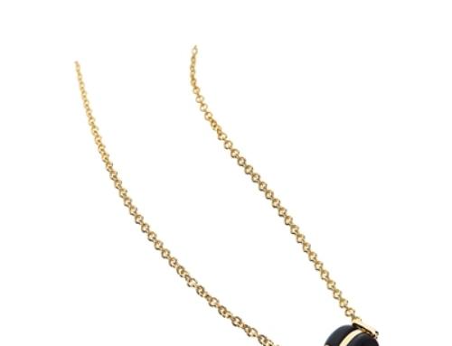 Zwarte onyx in nieuwe collectie Nanis