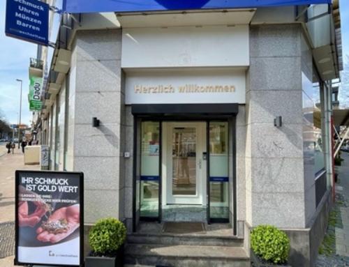 Goudwisselkantoor betreedt nieuwe markt in Europa