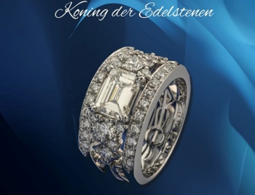 Boekentip: Diamant, Koning der Edelstenen door George Hamel